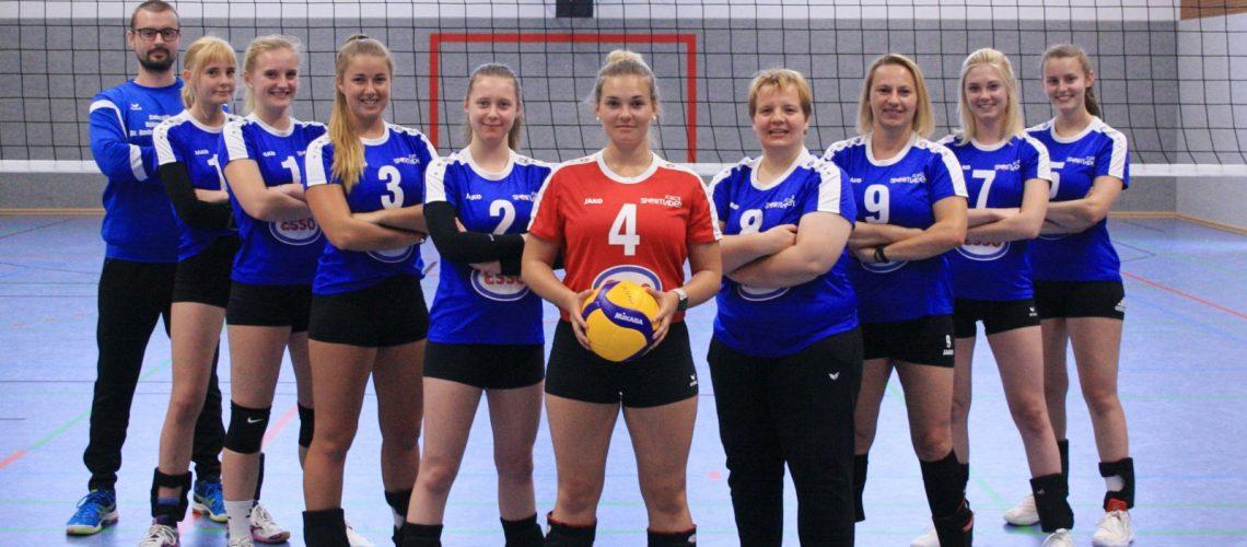 Mannschaft 1. Damen